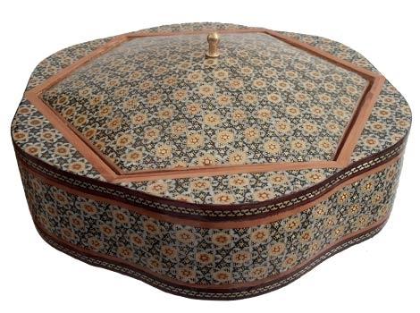 شکلات خوری خاتم اصفهان