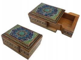 جعبه خاتم کبریتی