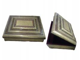 جعبه قرآنی خاتم