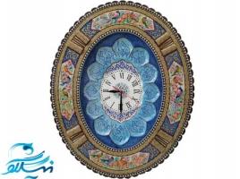 ساعت دیواری صنایع دستی اصفهان