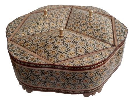 قیمت ظروف خاتم اصفهان